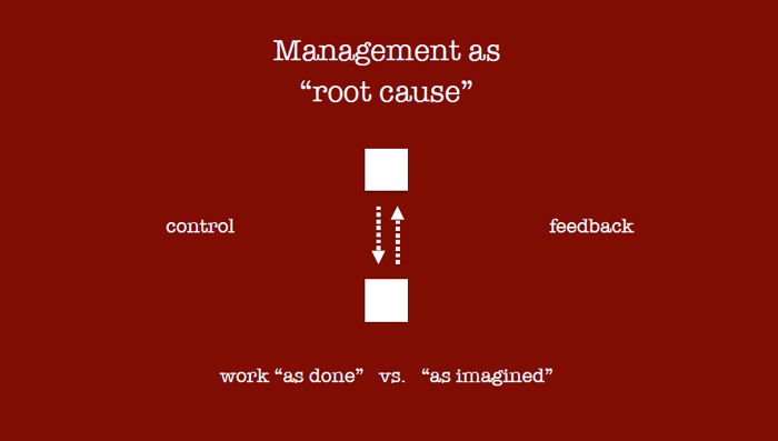 management-as-root-cause
